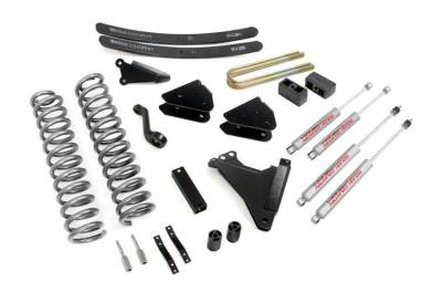 """Rough Country Suspension Systems - Rough Country 596.20 6.0"""" Suspension Lift Kit"""