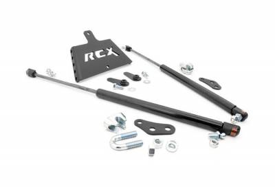 Rough Country Suspension Systems - Rough Country 1151 Hydraulic Strut Hood Lift Assist Kit