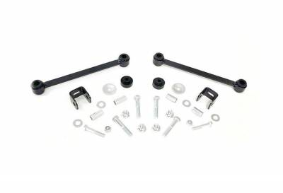 """Rough Country Suspension Systems - Rough Country 1023 Extended Rear Sway Bar Links w/ 4"""" Lift Pair"""
