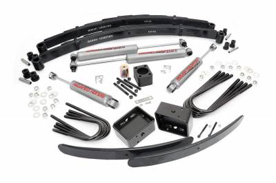 """Rough Country Suspension Systems - Rough Country 251.20 6.0"""" Suspension Lift Kit"""