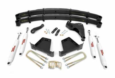 """Rough Country Suspension Systems - Rough Country 481.20 5.0"""" Suspension Lift Kit"""