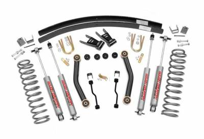 """Rough Country Suspension Systems - Rough Country 623N2 4.5"""" Suspension Lift Kit"""