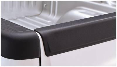 Bushwacker - Bushwacker 48516 Factory Style Rear Tailgate Cap-Black