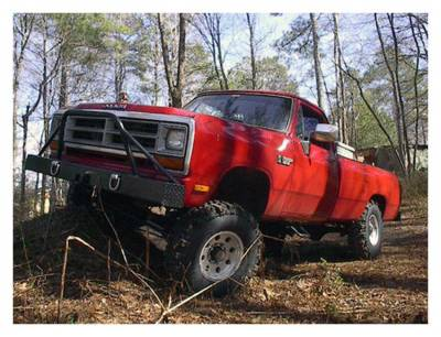 """Rough Country Suspension Systems - Rough Country 336.20 4.0"""" Suspension Lift Kit"""