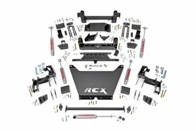 """Rough Country Suspension Systems - Rough Country 243.20 6.0"""" Suspension Lift Kit"""