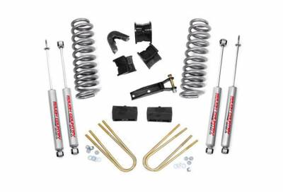 """Rough Country Suspension Systems - Rough Country 410.20 2.5"""" Suspension Leveling Kit"""