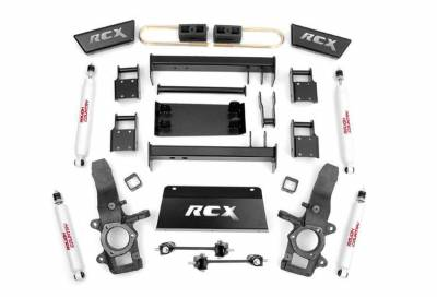 """Rough Country Suspension Systems - Rough Country 477.20 4.0"""" Suspension Lift Kit"""