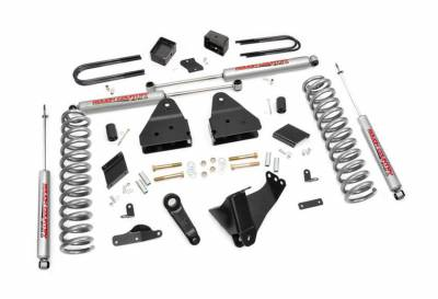 """Rough Country Suspension Systems - Rough Country 563.20 4.5"""" Suspension Lift Kit"""