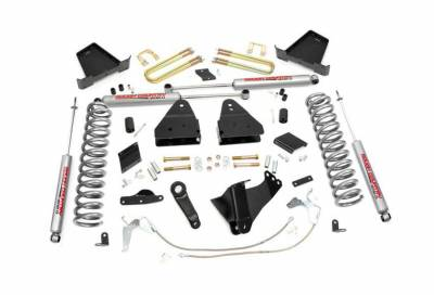 """Rough Country Suspension Systems - Rough Country 566.20 6.0"""" Suspension Lift Kit"""
