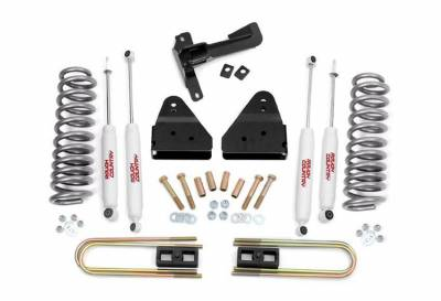 """Rough Country Suspension Systems - Rough Country 521.20 3.0"""" Series II Suspension Lift Kit"""