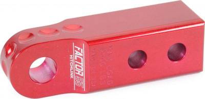 """Factor 55 - Factor 55 00020-01 Hitchlink For 2"""" Receivers - Red"""