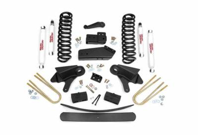 """Rough Country Suspension Systems - Rough Country 472.20 6.0"""" Suspension Lift Kit"""