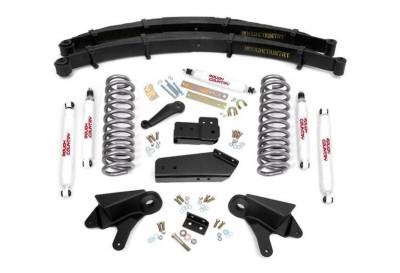 """Rough Country Suspension Systems - Rough Country 525.20 6.0"""" Suspension Lift Kit"""