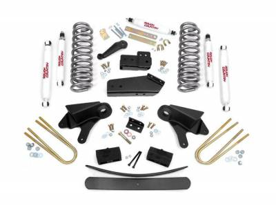 """Rough Country Suspension Systems - Rough Country 470.20 6.0"""" Suspension Lift Kit"""