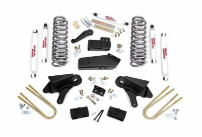 """Rough Country Suspension Systems - Rough Country 465.20 4.0"""" Suspension Lift Kit"""