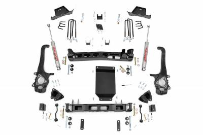 """Rough Country Suspension Systems - Rough Country 875.20 6.0"""" Suspension Lift Kit"""