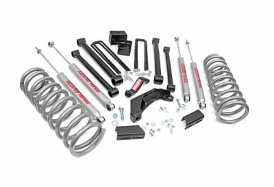 """Rough Country Suspension Systems - Rough Country 371.20 5.0"""" Series II Suspension Lift Kit"""