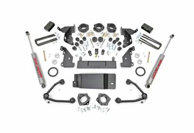 """Rough Country Suspension Systems - Rough Country 294.20 4.75"""" Suspension/Body Lift Kit"""