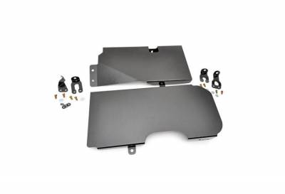 Rough Country Suspension Systems - Rough Country 795 Gas Tank Skid Plate 2-Piece