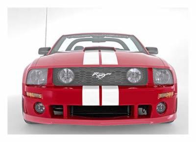 Roush Performance - Roush Performance 401422 Front Bumper Fascia-Unpainted