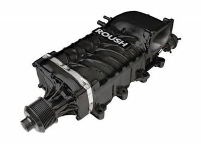 Roush Performance - Roush Performance 421099 Phase 1 R2300 ROUSHcharger Single Belt Supercharger Kit