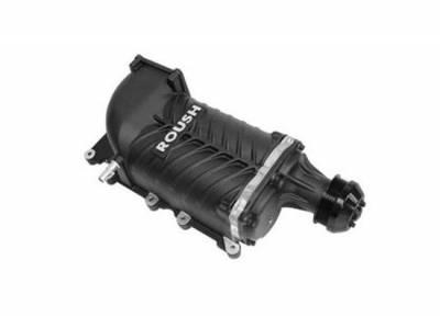 Roush Performance - Roush Performance 421244 Phase 1 ROUSHcharger Supercharger Kit