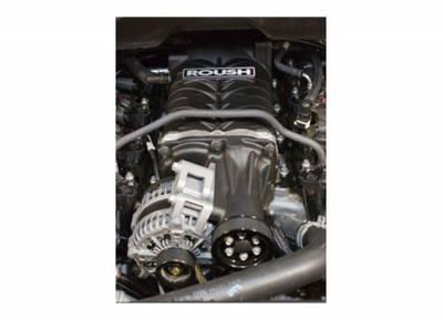 Roush Performance - Roush Performance 421246 Phase 1 ROUSHcharger Supercharger Kit