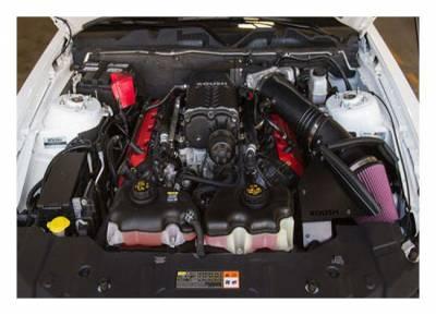 Roush Performance - Roush Performance 421390 Phase 2 ROUSHcharger Supercharger Kit