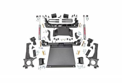 """Rough Country Suspension Systems - Rough Country 746.20 4.0"""" Suspension Lift Kit"""