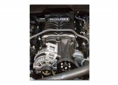 Roush Performance - Roush Performance 421435 Phase 2 ROUSHcharger Supercharger Kit
