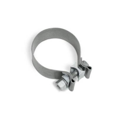 """SLP Performance - SLP Performance 308144380 2.5"""" Universal Stainless Band Style Exhaust Clamp"""