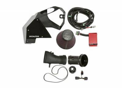 Roush Performance - Roush Performance 421596 Phase 1 to Phase 3 Supercharger Upgrade Kit