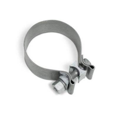 """SLP Performance - SLP Performance 308940020 3.0"""" Universal Stainless Band Style Exhaust Clamp"""