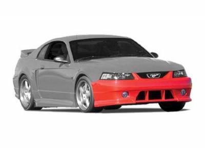 Roush Performance - Roush Performance SM01-1K100-AA Front Bumper Fascia Kit-Unpainted