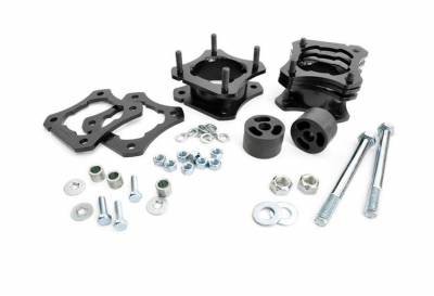 """Rough Country Suspension Systems - Rough Country 870 2.5"""" Suspension Leveling Kit"""