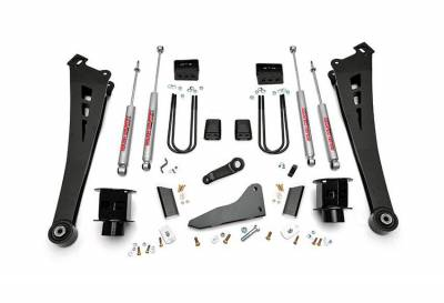 """Rough Country Suspension Systems - Rough Country 369.20 5.0"""" Suspension Lift Kit"""