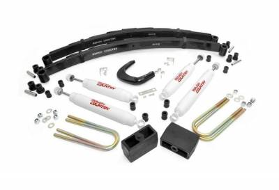 """Rough Country Suspension Systems - Rough Country 150.20 4.0"""" Suspension Lift Kit"""
