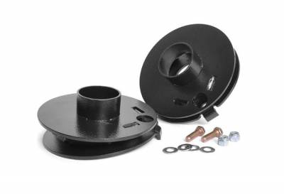 Rough Country Suspension Systems - Rough Country 1141 Rear Coil Spring Relocation Brackets