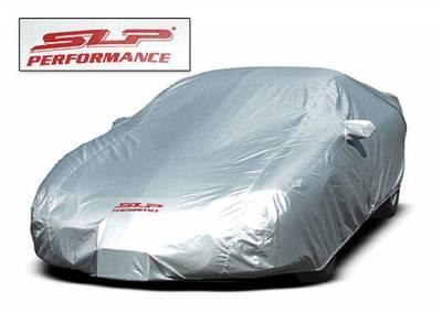 SLP Performance - SLP Performance 08960 Car Cover w/ SLP Logo