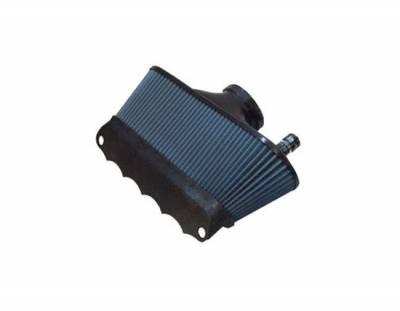 SLP Performance - SLP Performance 21110E Blackwing Cold Air Intake Kit
