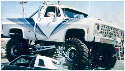 Bushwacker - Bushwacker 40900-01 Extend-a-Fender Front/Rear Fender Flares-Black