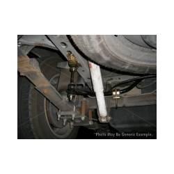 Addco - Addco 642 Rear Performance Anti Sway Bar Stabilizer Kit - Image 5