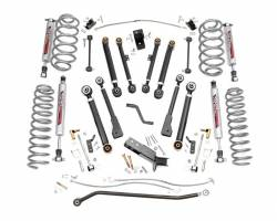 """Rough Country Suspension Systems - Rough Country PERF661X 4.0"""" X-Series Suspension Lift Kit - Image 1"""