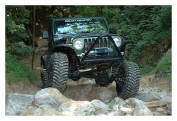 """Rough Country Suspension Systems - Rough Country PERF661X 4.0"""" X-Series Suspension Lift Kit - Image 4"""
