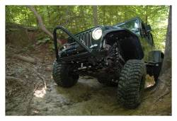 """Rough Country Suspension Systems - Rough Country PERF661X 4.0"""" X-Series Suspension Lift Kit - Image 5"""