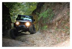 """Rough Country Suspension Systems - Rough Country PERF661X 4.0"""" X-Series Suspension Lift Kit - Image 6"""