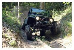 """Rough Country Suspension Systems - Rough Country PERF661X 4.0"""" X-Series Suspension Lift Kit - Image 7"""