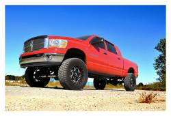 """Rough Country Suspension Systems - Rough Country 393.22 5.0"""" X-Series Suspension Lift Kit - Image 2"""
