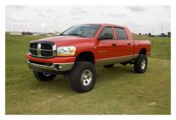 """Rough Country Suspension Systems - Rough Country 394.24 5.0"""" X-Series Suspension Lift Kit - Image 3"""