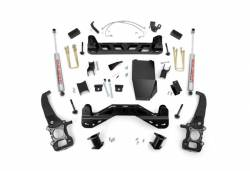 """Rough Country Suspension Systems - Rough Country 577.20 4.0"""" Suspension Lift Kit - Image 1"""